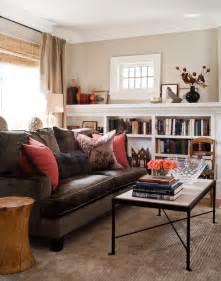 brown velvet sofa transitional living room jennifer