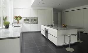 Ilot central cuisine pour un interieur convivial et lumineux for Idee deco cuisine avec ilot central cuisine gris