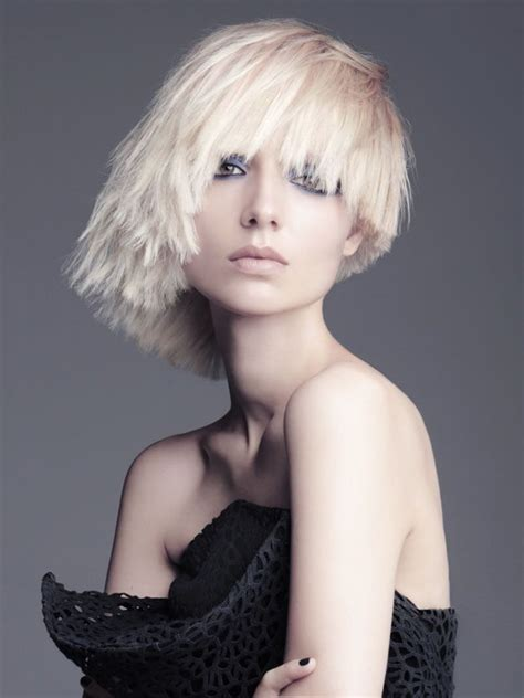hair styles 59 best daring haircuts images on 4491