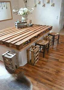 Paletten Möbel Bauen : ber ideen zu paletten esstische auf pinterest palettenm bel paletten kaffeetische und ~ Sanjose-hotels-ca.com Haus und Dekorationen