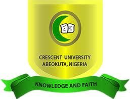 crescent university admission requirements session