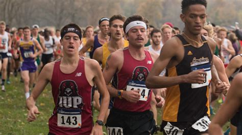 iup mens cross country finishes    ncaa division