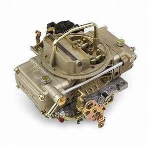 Carburetor Manual Choke