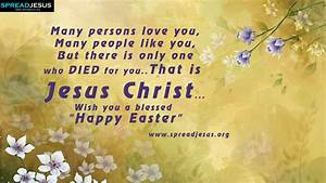 Wish you a blessed Happy Easter EASTER GREETINGS HD-WALLPAPERS