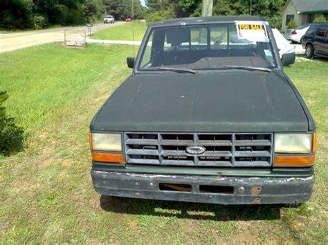 find   ford ranger  standard cab pickup  door