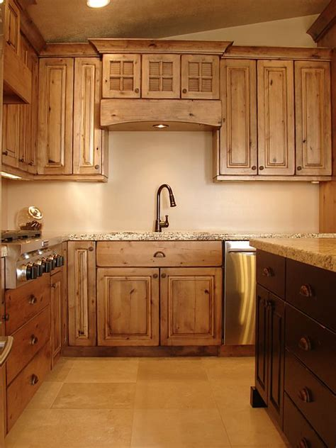 alder wood cabinets kitchen knotty alder rustic knotty alder cabinets the 4010