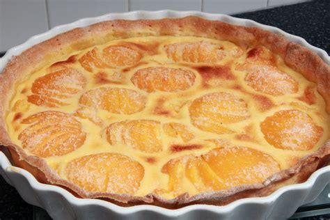 les d 233 lices d isa et morgane tarte aux p 234 ches et noix de coco