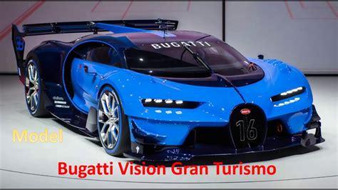 Bugatti Gran Turismo Price by Bugatti Vision Gran Turismo Detail Price And