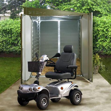 Trimetals Mobility Scooter Garage