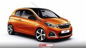 Nouvelle Peugeot 108 : peugeot 108 gti rendering takes you back to the saxo vts era autoevolution ~ Gottalentnigeria.com Avis de Voitures