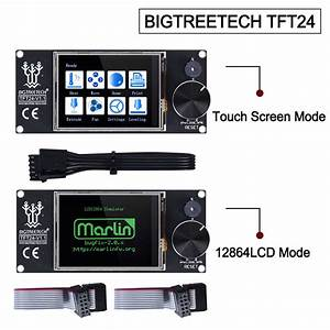 Bigtreetech Tft24 V1 1 Touch Screen  Like 12864 Lcd Display