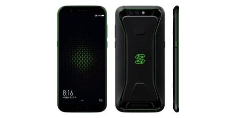 black shark with quot liquid cooling system quot is the best gaming phone