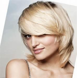Coupe De Cheveux Pour Visage Long : coupe de cheveux mi long pour visage ovale ~ Melissatoandfro.com Idées de Décoration