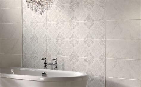 Badezimmer Fliesen Floral by Wohnideen Badezimmer Wei 223 E Fliesen Florale Muster
