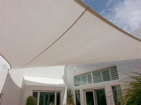 fabric shade structures custom tension structures
