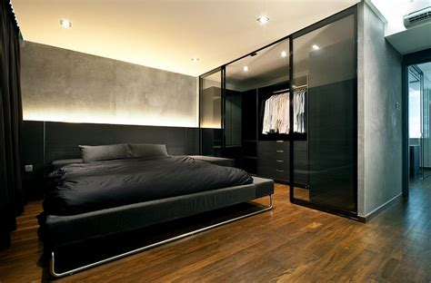 40804 modern industrial bedroom industrial bedrooms a mixture of coziness and metallic