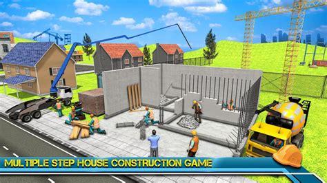 modern home design house construction games