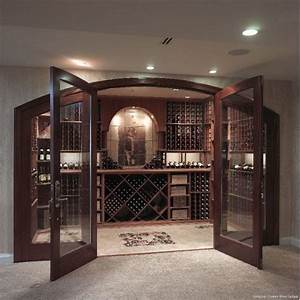 now this is a wine cellar that my husband would love With home wine cellar design ideas