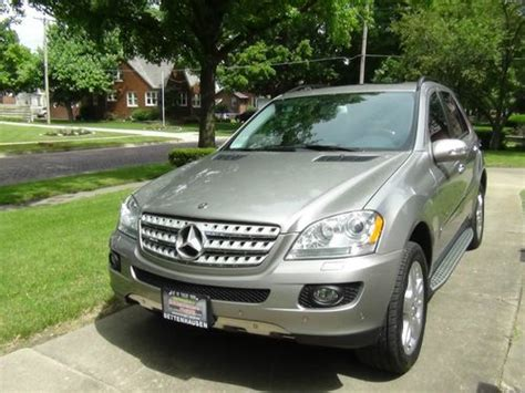 Request a dealer quote or view used cars at msn autos. Sell used 2007 Mercedes-Benz ML320 CDI Diesel 4-Matic Pristine Clean in Tuscola, Illinois ...