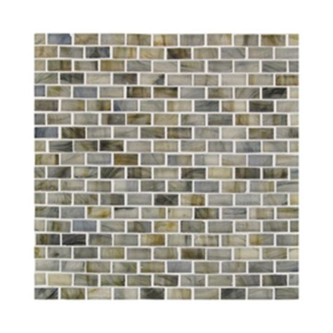 american olean glass tile backsplash shop american olean visionaire whispering frosted