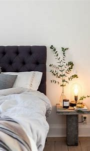 Serene and Sustainable Interior Design | Simple bedroom ...