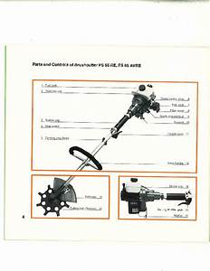 Stihl Fs 36 Trimmer Parts Diagram
