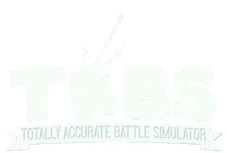 image totally accurate battle simulator logopng