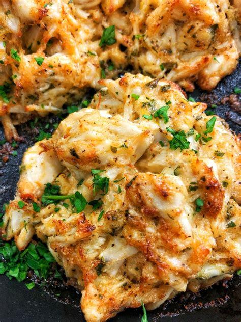 keto lemon scented crab cakes dariuscookstv