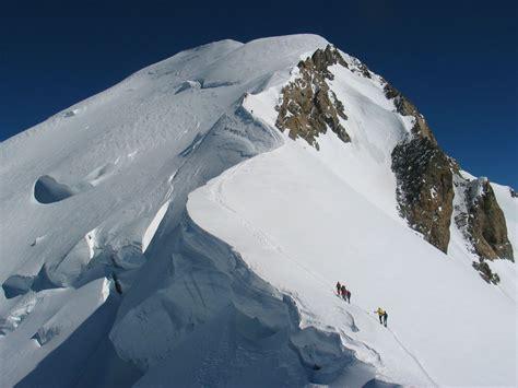 quelle est l altitude du mont blanc