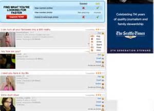 sites like craigslist to hook up