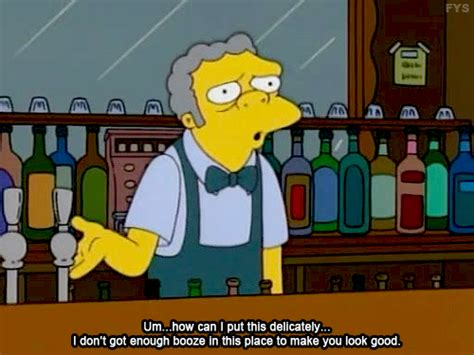 Moe Meme - the simpsons moe szyslak 1 quot i m moe or as the ladies like to call me hey you behind the