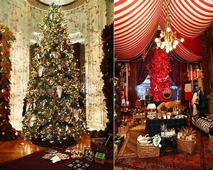Christmas Trees At Luxury Hotels Around The World
