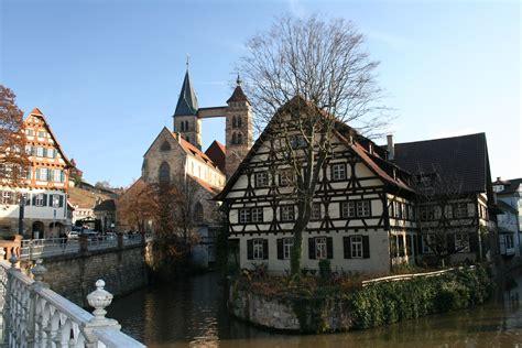 in esslingen the esslinger mittelaltermarkt and weinachtsmarkt were wonderful a for travel