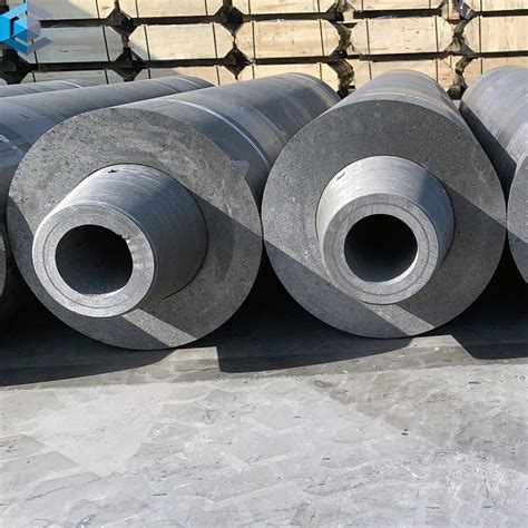 china hollow uhpmm graphite electrodes  ferrochrome production china graphite electrode