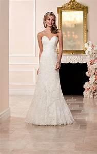 stella york 6286 fit flare size 16 wedding dress sale With stella york wedding dress prices