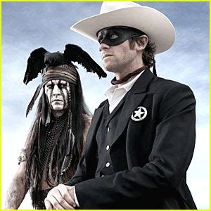 Johnny Depp and Armie Hammer Are To Blame For Lone Ranger ...