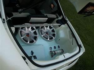 Mitsubishi Eclipse 1999 Custom Sub Enclosure