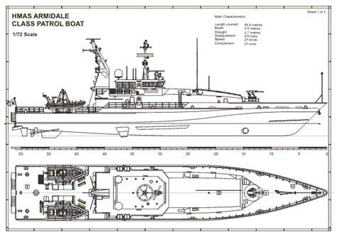 model ship drawings