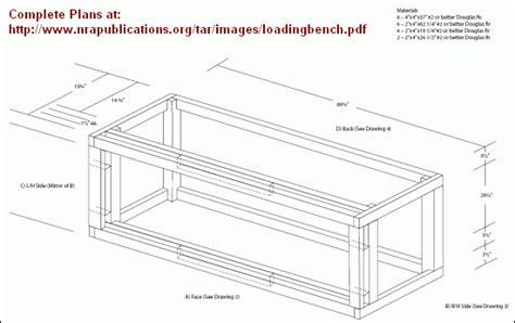 Woodwork Built Bench Plans Pdf Plans