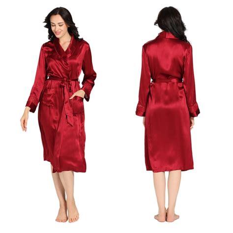 robe de chambre femme soie robe de chambre soie femme
