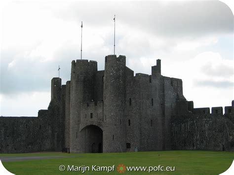 pictures  pembroke castle  norman castle  pembrokeshire