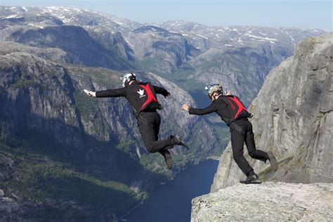 Quick Gallery Test Blog Post  Base Jumping Images From