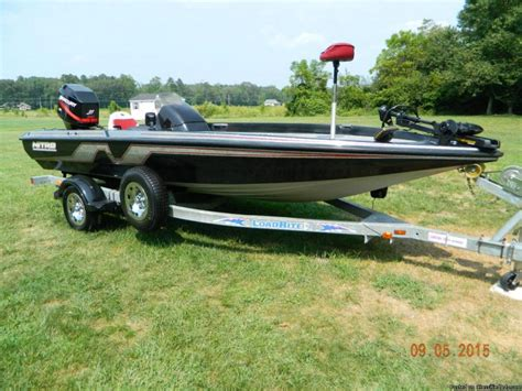 Bass Pro Shops Used Nitro Boats by 1995 Charger Bass Boat Boats For Sale