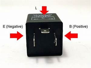 Led Turn Signal Flasher Wiring Diagram