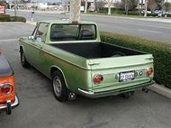 BMW 2002 Pick Up