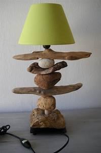 Lampe à Poser Ikea : diy lampe en bois flott le meilleur du diy ~ Teatrodelosmanantiales.com Idées de Décoration
