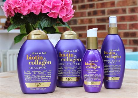 ogx biotin and collagen kullananlar