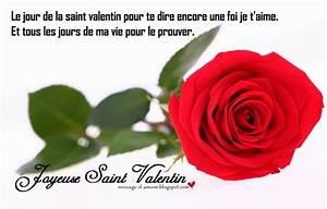 La Saint Valentin Message Mon Amour De La Saint Valentin