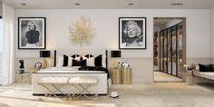 A Modern Deco Home Visualized In Two Styles by 1000 Images About Deco On