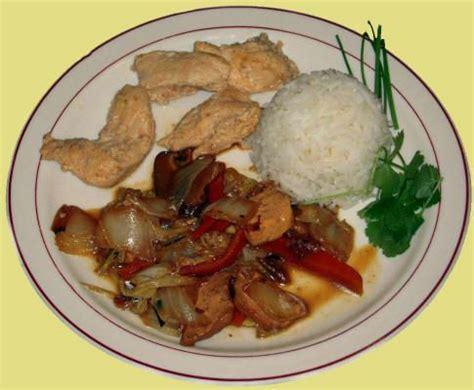 cuisine tahitienne poulet citron coco recette tahitienne tahiti